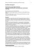 Forbrugerens egen fødevarekontrol Måling af indholdsstoffer og ... - Page 2