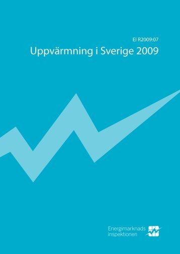 Ladda ner Uppvärmning i Sverige 2009