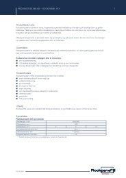 Prod. data ROCKPANEL Ply