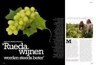 Rueda wijnen - Gastrovino