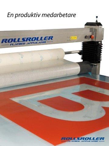 En produktiv medarbetare - Folie & Papper