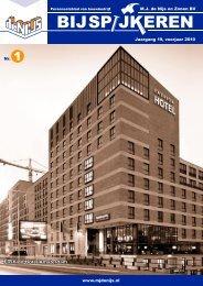 Fashion Hotel Amsterdam - Bouwbedrijf MJ De Nijs en Zonen BV