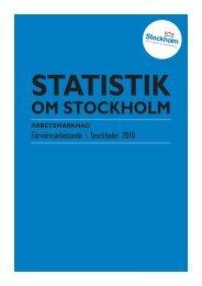 S_2012_07.pdf - Statistik om Stockholm