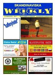 Download File - ¡bladet!-utgåvor - pappersutgåvor