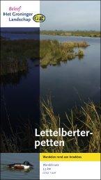 Lettelberterpetten - Stichting Het Groninger Landschap