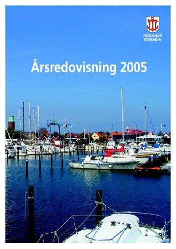 Årsredovisning 2005 - Höganäs kommun