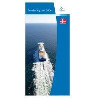 Fartplan & priser 2006 - Color Line