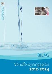 Bilag til vandforsyningsplan 2012-2024.pdf - Gladsaxe Kommune
