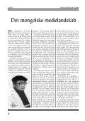 6 - danskmongolskselskab.dk - Page 6
