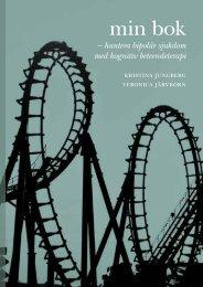 Min bok — hantera bipolär sjukdom med kognitiv ... - Capio