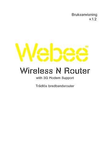Wireless N Router - Daimler Sweden AB