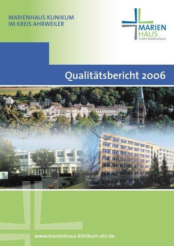 2006 - Marienhaus-Klinikum-Ahr