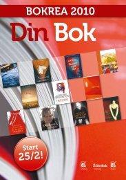 Bokrea 2010 - Din Bok i Göteborg