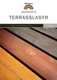 Terasslasyr - Beckers