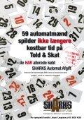 Jack-Pot bladet.indd - Dansk Automat Brancheforening: DAB - Page 2