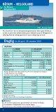 büsum - helgoland - Reederei Cassen Eils - Page 4