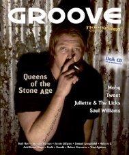 Groove 3 • 2005
