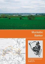 Landskabsanalyse Munkebo Bakker