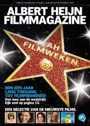 ALBERT HEIJN FILMMAGAZINE - Nederlandse Vereniging van ...