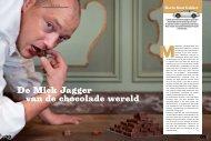 De Mick Jagger van de chocolade wereld - The chocolate line