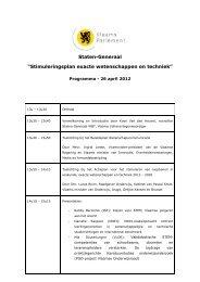 Programma - Instituut Samenleving en Technologie