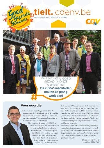 tielt..cdenv.be - West-Vlaanderen - CD&V