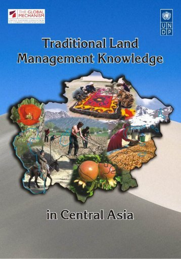 3. Traditional knowledge for land and water1 management
