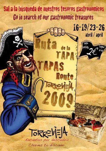 Bares y restaurantes participantes - Torrevieja