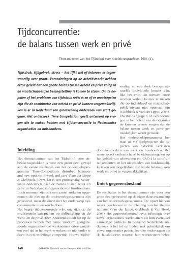 Zoeken naar balans tussen kostprijs en varkensbedrijf - Kaart evenwicht tussen werk en ...