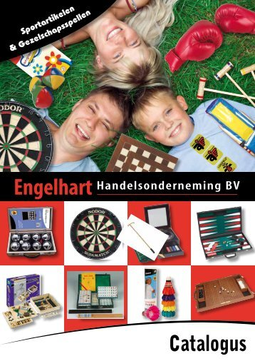 Schaak- en Damspellen - Engelhart