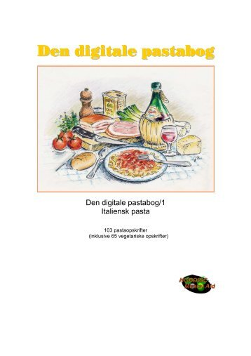 Den digitale pastabog - NORDISC Music & Text
