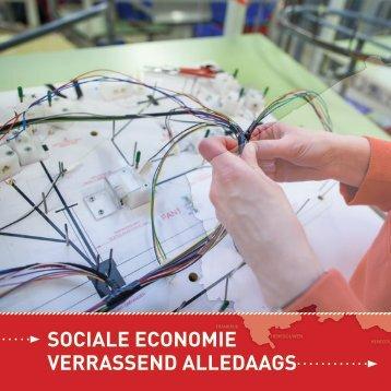 publicatie sociale economie - POM West-Vlaanderen