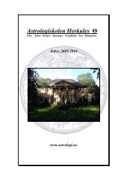 Astrologiskolen Herkules Θ - Center for levende visdom