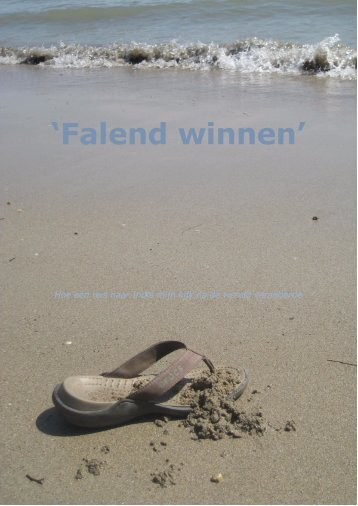 'Falend winnen' - Angels in the Clouds