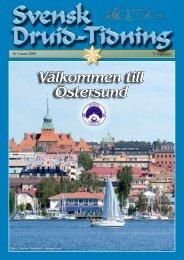 Välkommen till Östersund - svenska druid-orden
