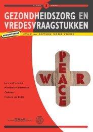 Inhoud herfstnummer 2011 Lone-wolf terrorism Humanitaire ... - NVMP