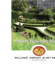 Parken, tuinen en bomen - opt