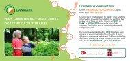danmark prøv orientering - sundt, sjovt og let at gå til for alle!
