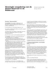 guide practique - Eerste Kamer der Staten-Generaal