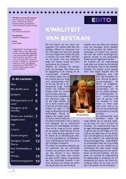 Nieuwsbrief BOL-BUDIV - februari 2008 - Onafhankelijk Leven