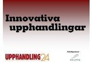 Upphandling - IDG.se