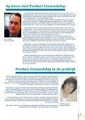 Op koers, Product Stewardship in de ... - Nefyto - Page 3