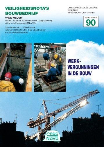 WERK- VERGUNNINGEN IN DE BOUW - ffc Constructiv