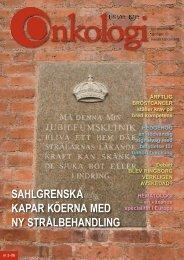 13078 Onkology 3-2006 - Onkologi i Sverige