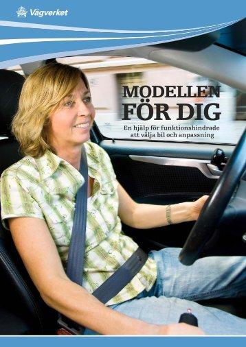 Modellen för dig som pdf-fil - VTI
