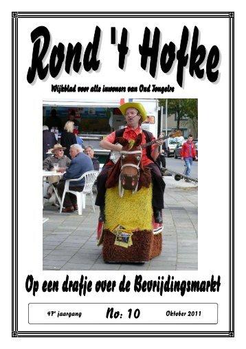 oktober 2011.pub - Rond ´t Hofke