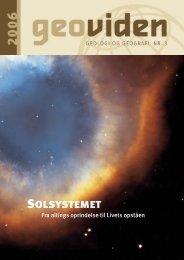 Solsystemet - Geocenter København