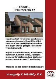 Download Brochure - Kierkels - Hensen Vastgoed
