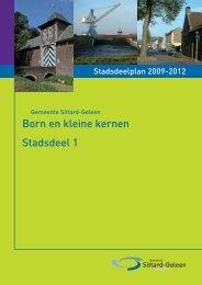 Born en kleine kernen Stadsdeel 1 - Gemeente Sittard-Geleen