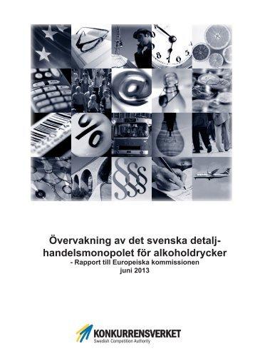 Rapport - Konkurrensverket